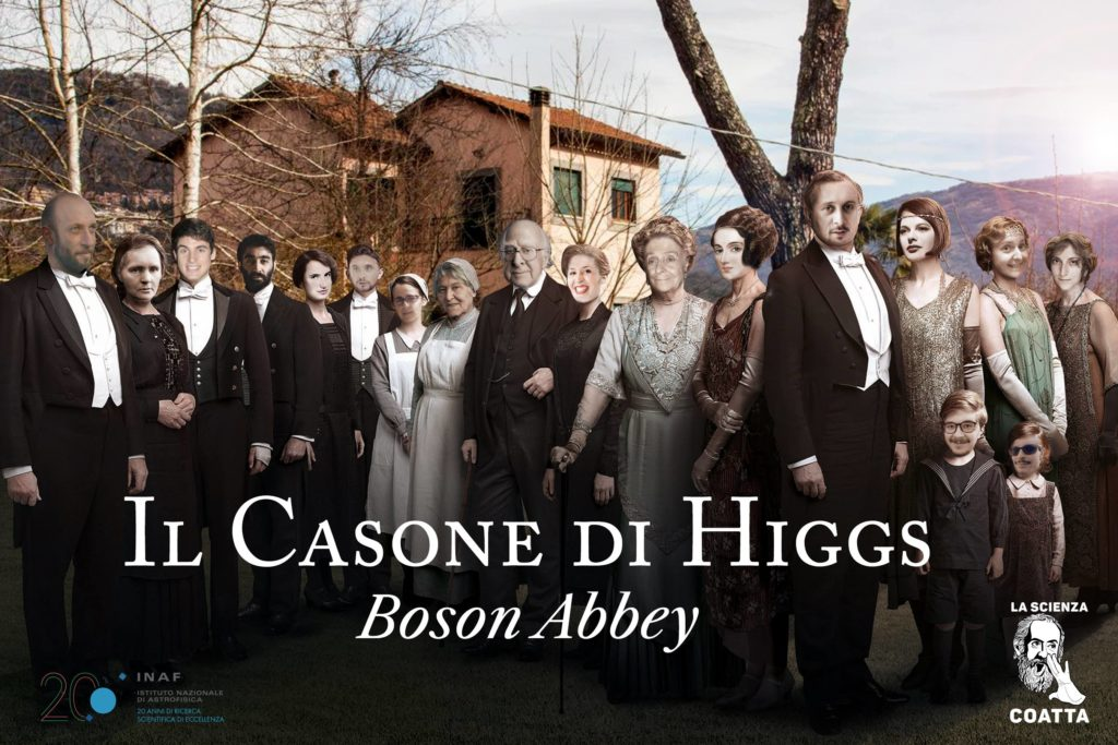 Il Casone di Higgs