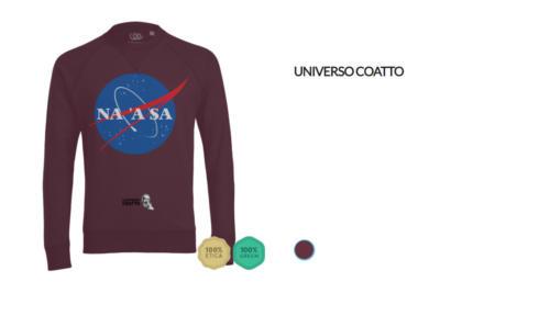 """Felpa Universo Coatto """"Na 'a sa"""""""