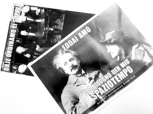 Poster e cartoline - Disponibili solo durante eventi live