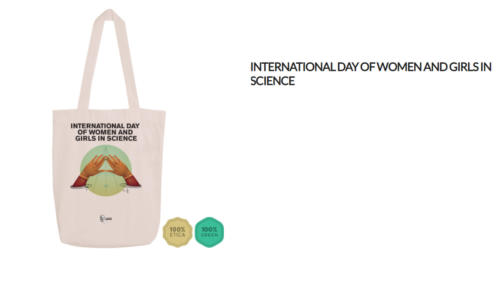 Shopper International day of women and girls in science