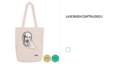 Shopper Logo La Scienza Coatta