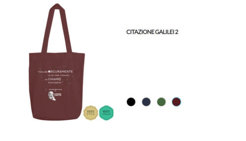 Shopper Galilei - Parlare oscuramente