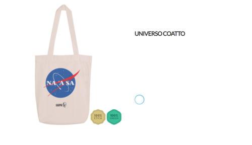 "Shopper Universo Coatto ""Na 'a sa"""