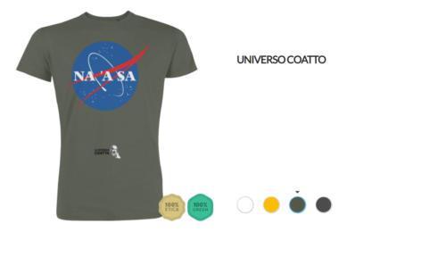 "T-shirt Universo Coatto ""Na 'a sa"""
