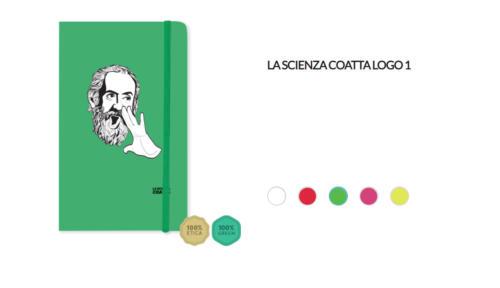 Taccuino Logo La Scienza Coatta