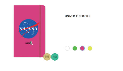 "Taccuino Universo Coatto ""Na 'a sa"""