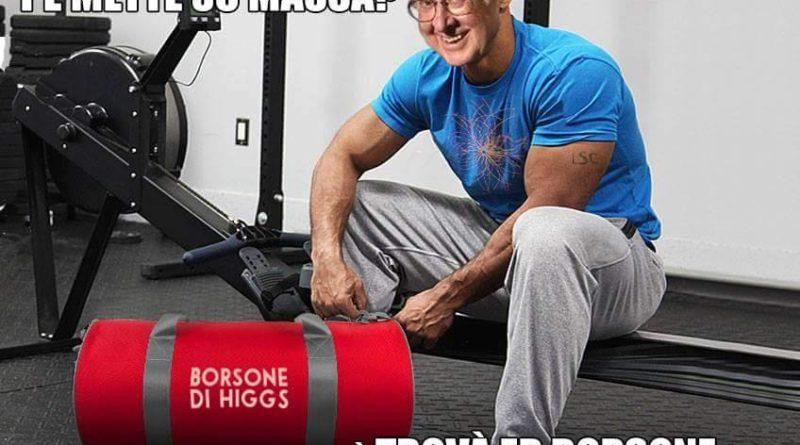 Borsone di Higgs