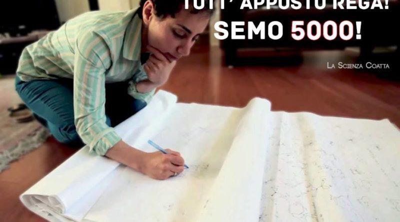Maryam Mirzakhani 5000