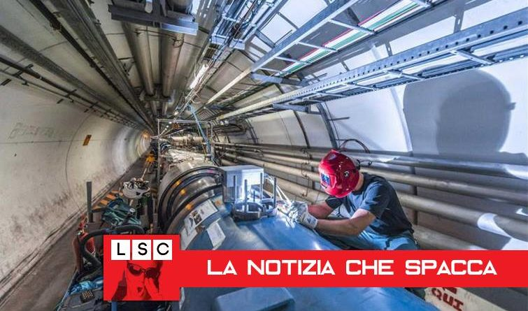 LHC ritardi