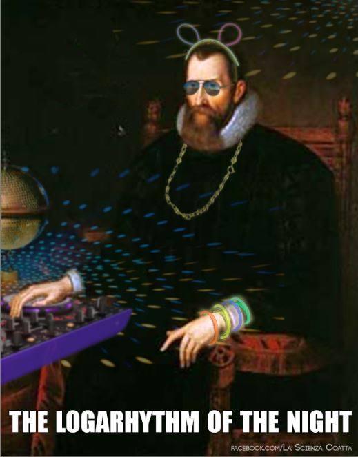 John Napier logaritmi