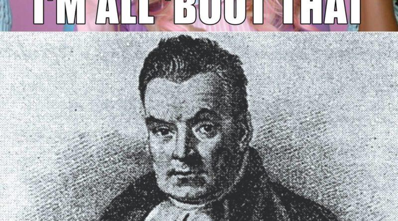 Thomas Bayes Meghan Trainor