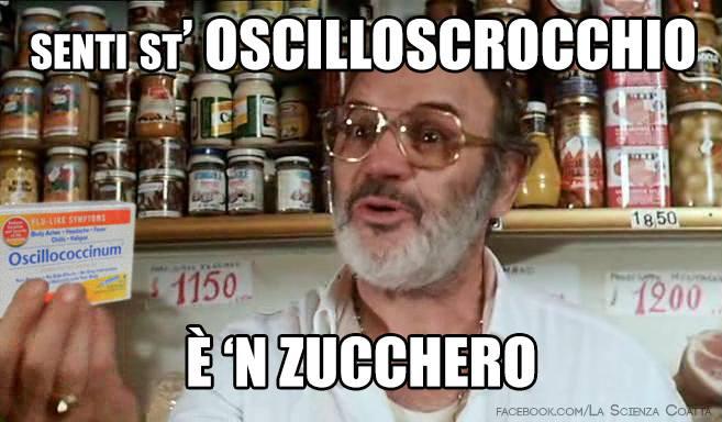 Mario Brega omeopatia