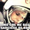 Yuri Gagarin sarcicce