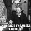 Henri Poincaré Nutella