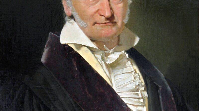 Carl Gauss campana