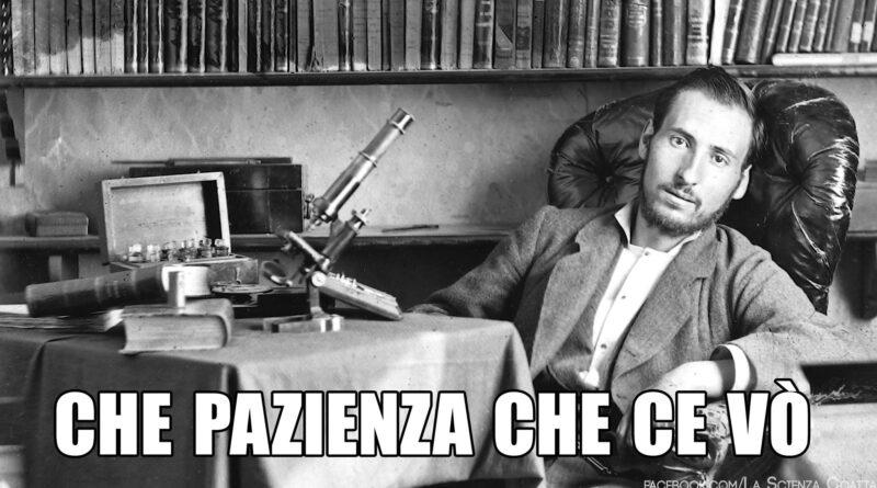 Ramon y Cajal pazienza
