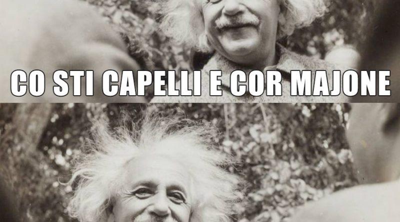 Einstein capelli