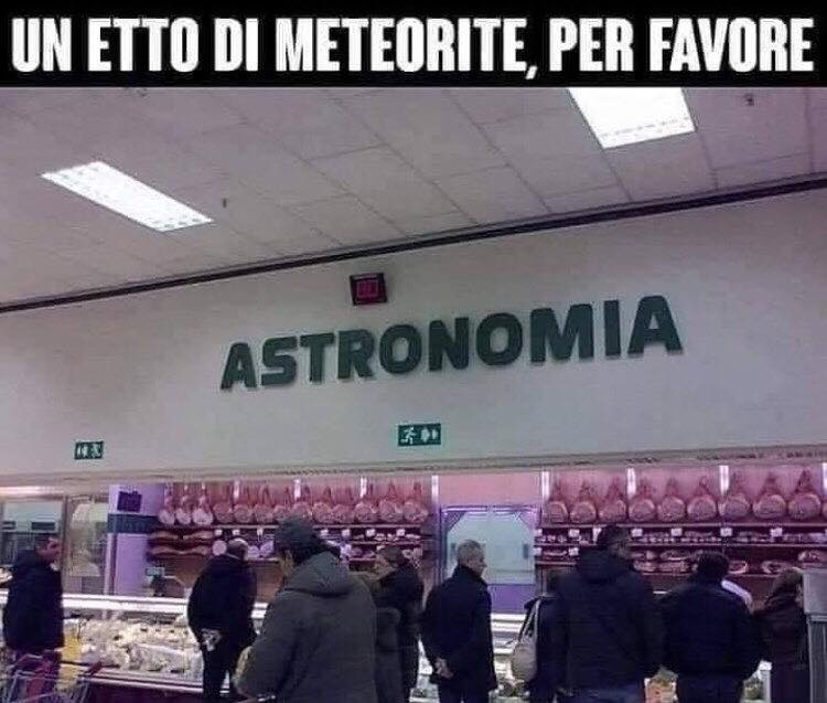 (g) astronomia