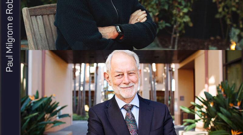 Paul Milgrom e Robert Wilson, vincitori dei Nobellibelli 2020